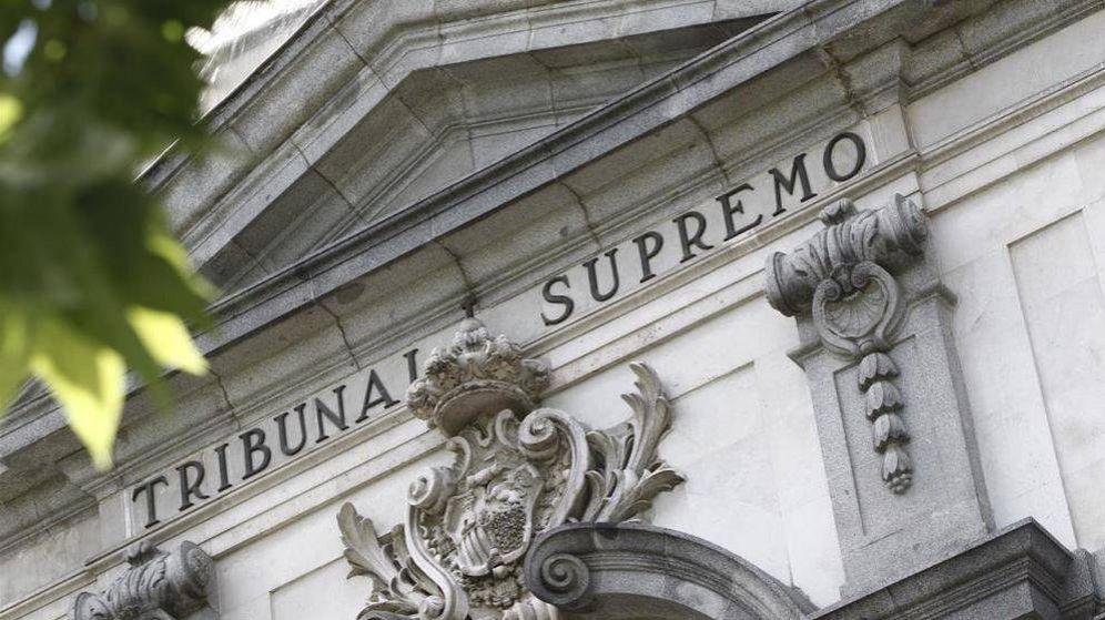 Foto: Fachada del Tribunal Supremo en Madrid. (EFE)