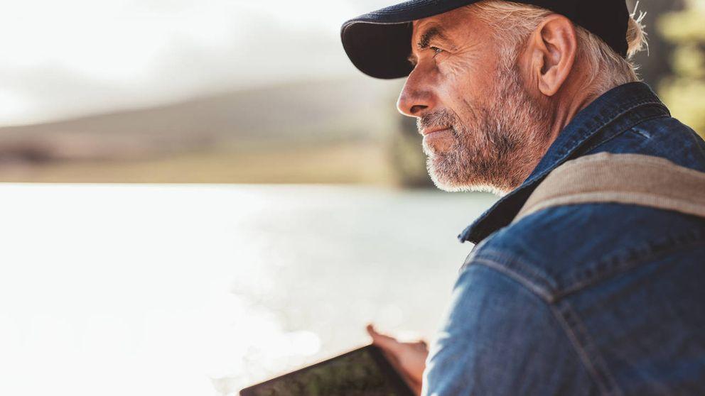 El secreto para ser feliz cuando eres un hombre maduro: los 40 factores clave