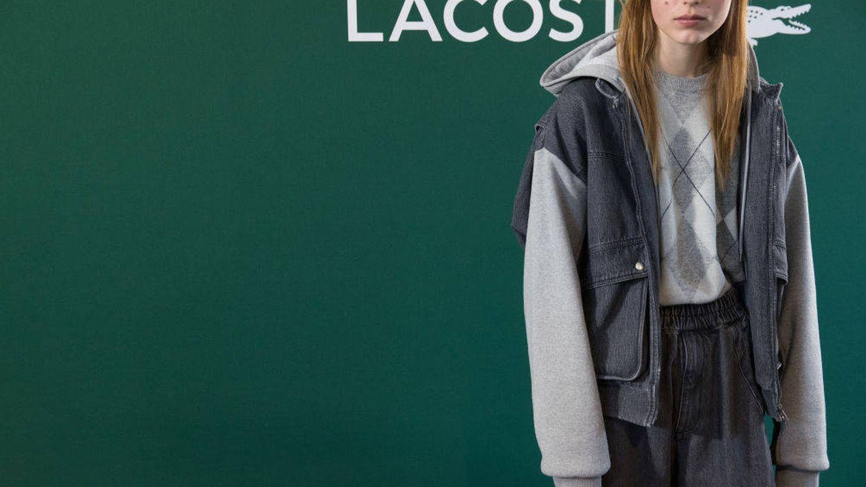 Backstage de Lacoste en la Paris Fashion Week Womenswear Fall/Winter 2018/2019 (Foto de Vittorio Zunino Celotto/Getty Images).