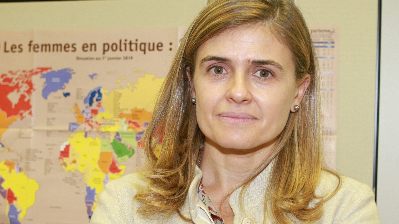 Paloma Escudero Pérez. (EFE)