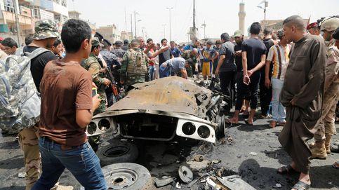 Un doble atentado en Bagdad deja al menos 44 muertos