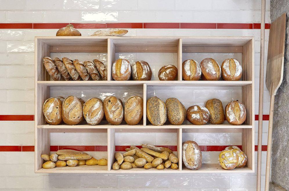 Foto: Locos por el pan.