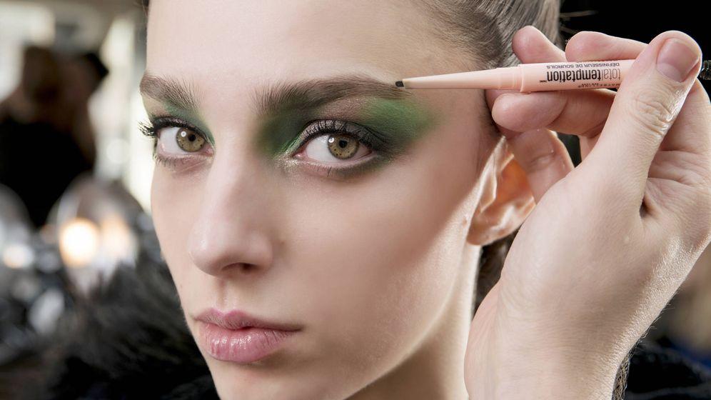 Foto: El color en los ojos es una de las apuestas de este año. (Imaxtree)
