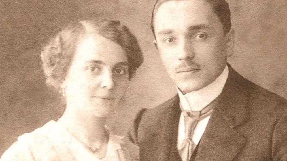 Foto: Friedrich y Pauline Kellner en una imagen del documental sobre 'My Opposition'.