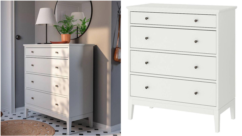 La nueva cómoda de Ikea para todas las estancias. (Cortesía)