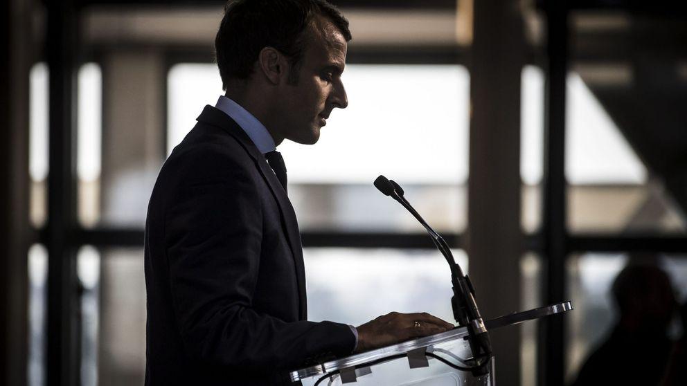 Macron, el protegido de Hollande que se volvió contra su mentor