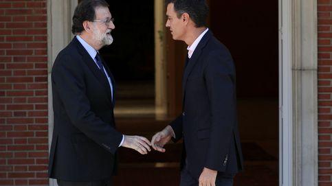 El 'procés' hace hombres de Estado a Rajoy y Sánchez
