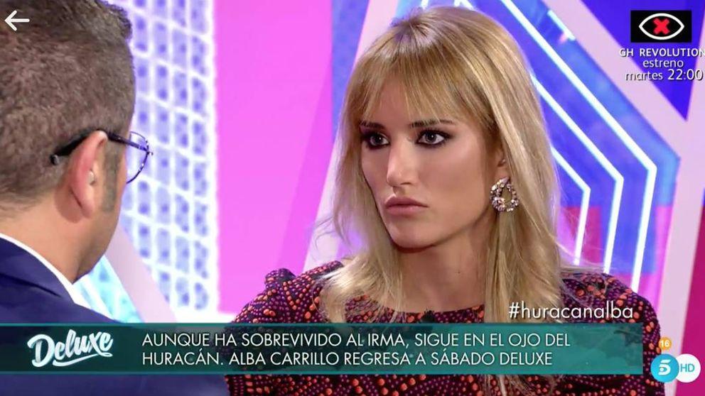 Alba Carrillo presentará una sección de deportes en 'Sálvame': Iré a por ellos