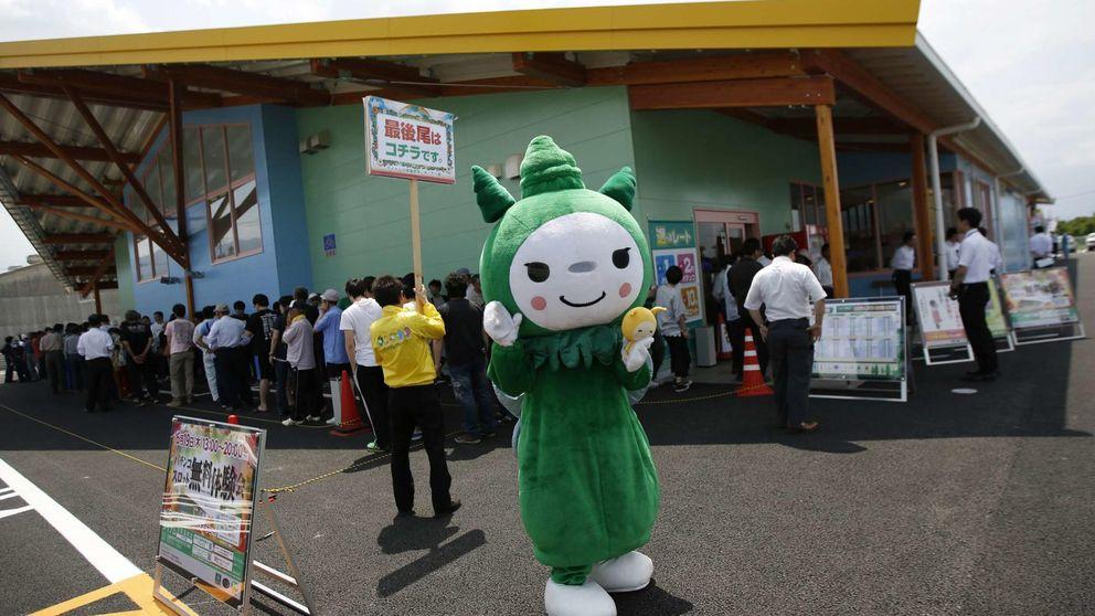 Así es la tragaperras más popular de Japón