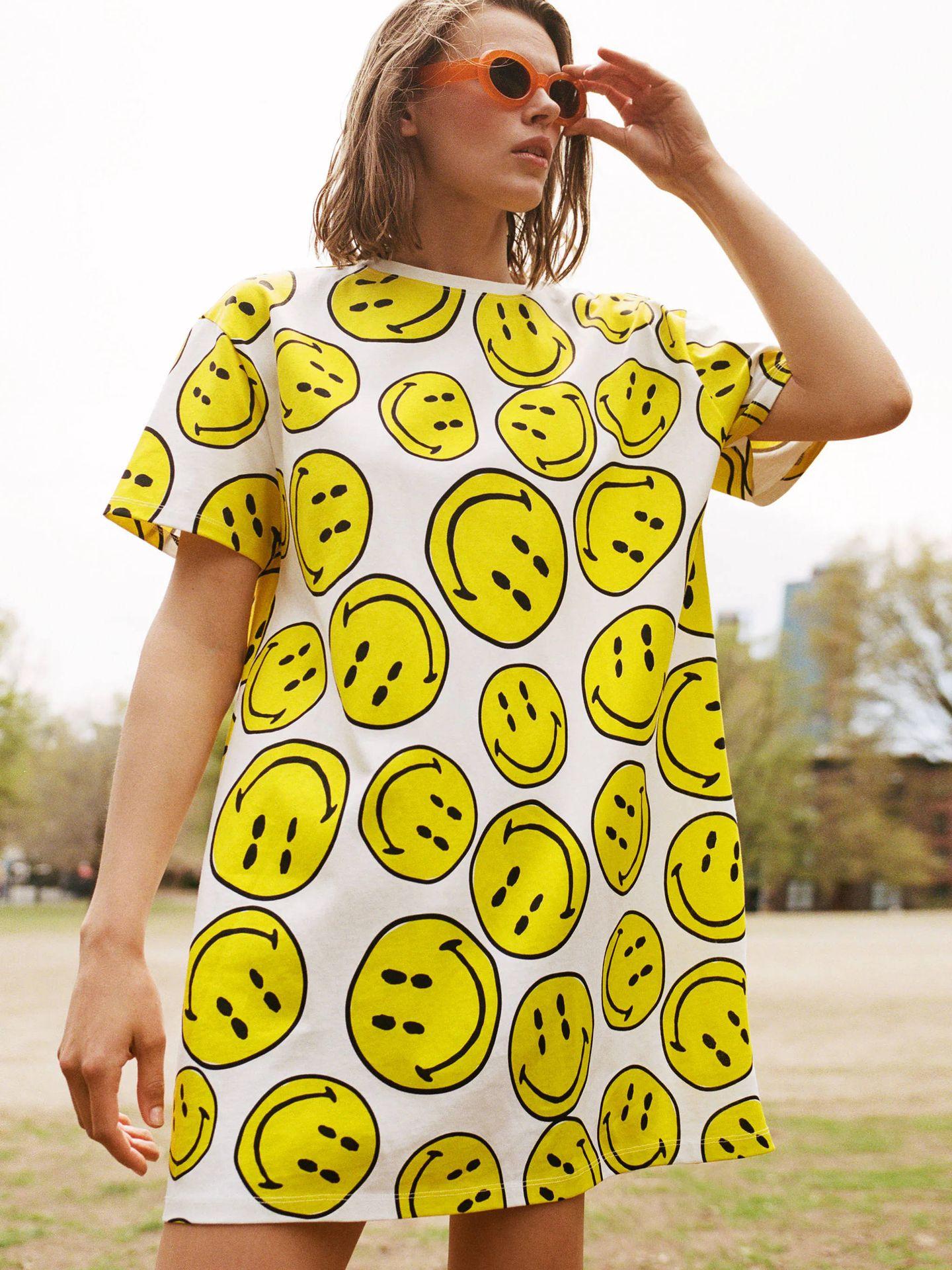 La nueva colección 'happy' de Zara. (Cortesía)