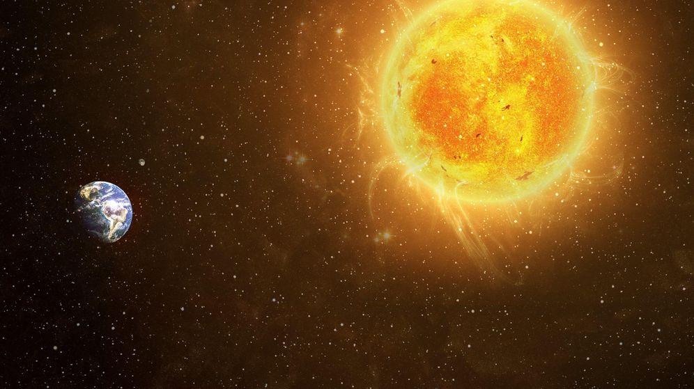 Foto: Casi un tercio de los españoles cree que el Sol gira alrededor de la Tierra