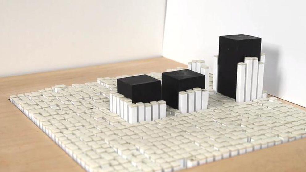 El MIT muestra una nueva versión de su sorprendente mesa 3D