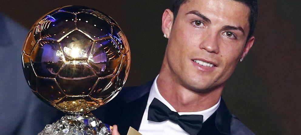 Ronaldo ya está en Zúrich convencido de regresar con el Balón de Oro en sus manos