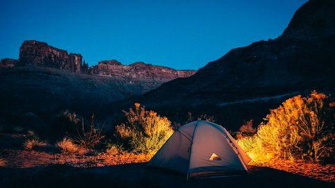 ¿Quieres hacer acampada libre durante las vacaciones? Mucho cuidado con las multas
