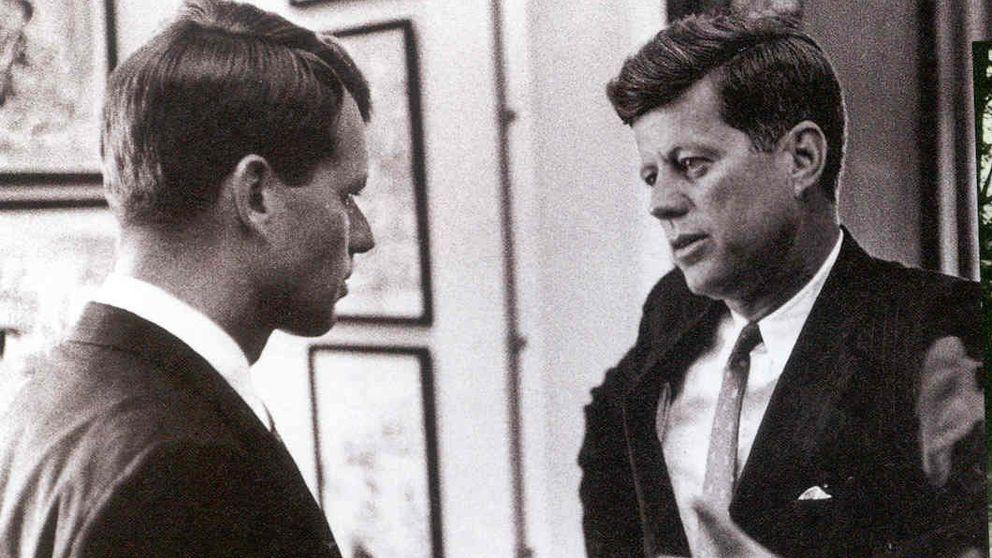 Nuevos documentos sobre JFK: Robert creía en la conspiración
