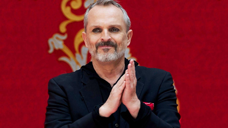 Miguel Bosé (y otros famosos) que apoyan las donaciones de Amancio Ortega