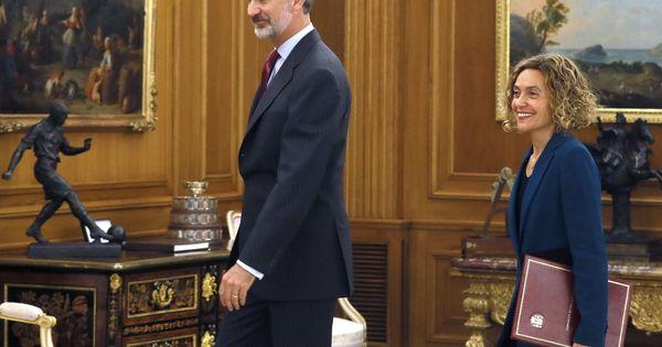Ronda exprés para la investidura: el Rey recibe en dos días a 19 fuerzas políticas
