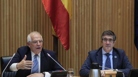 Borrell advierte de que las ayudas europeas no serán un cheque en blanco