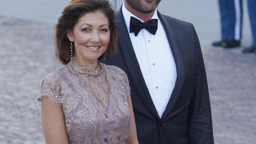 Alexandra Manley, la exmujer del príncipe Joaquín, se divorcia de nuevo