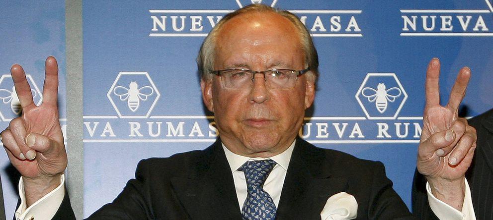Foto: José María Ruiz Mateos en una imagen de archivo (Gtres)