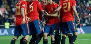 Post de España - Malta: horario y dónde ver la en tv y 'online' la clasificación para la Eurocopa