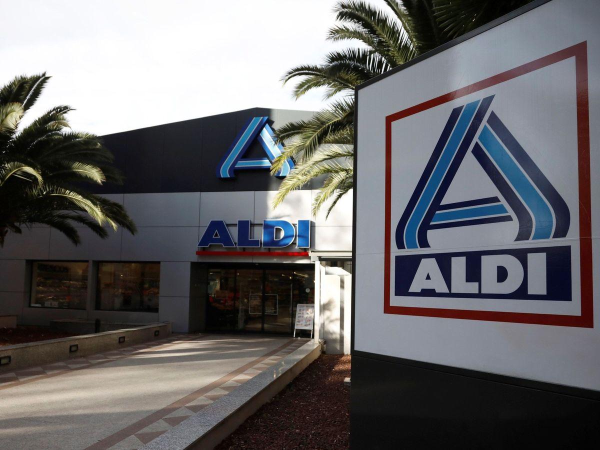 Foto: Supermercado de Aldi. (EFE)