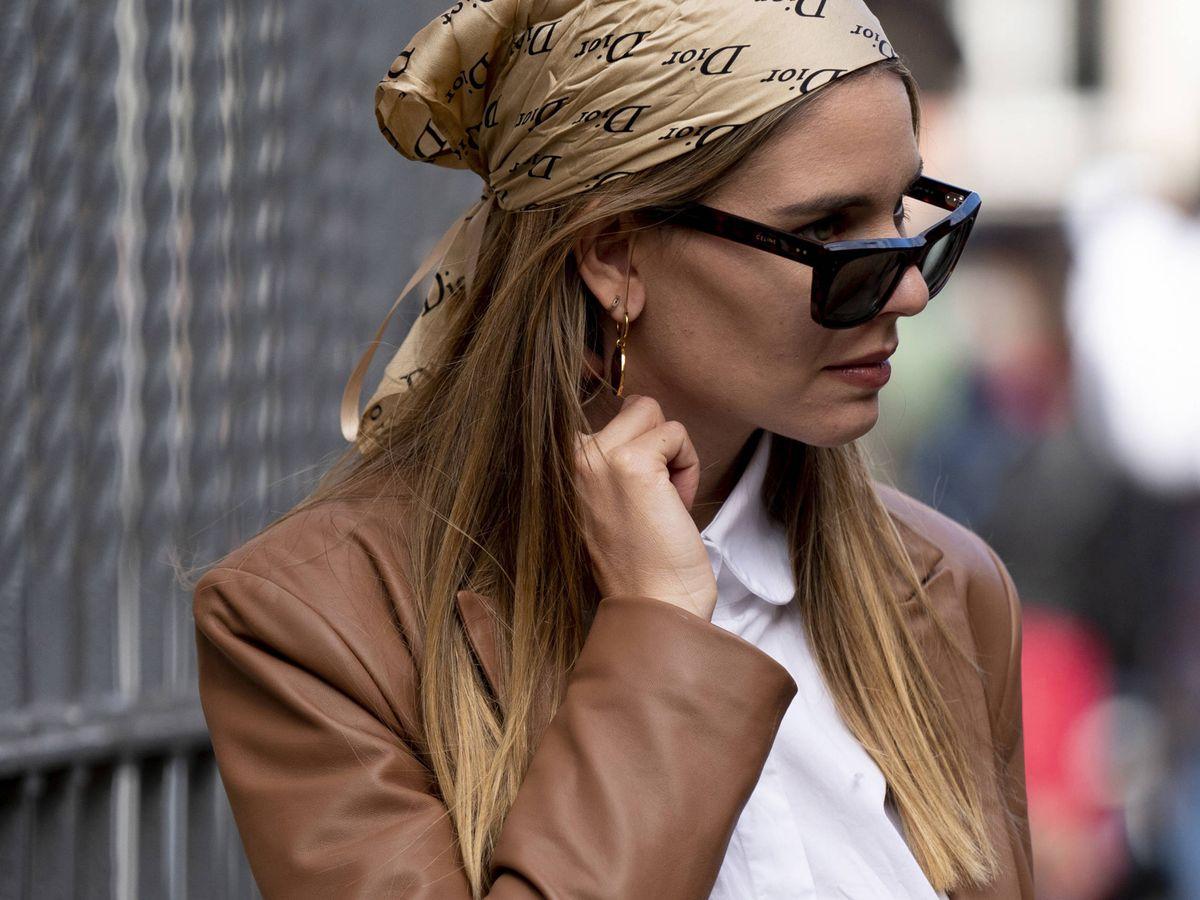 Foto: Hazte con un pañuelo, unas gafas negras clásicas y otros complementos imprescindibles para verano. (Cortesía)