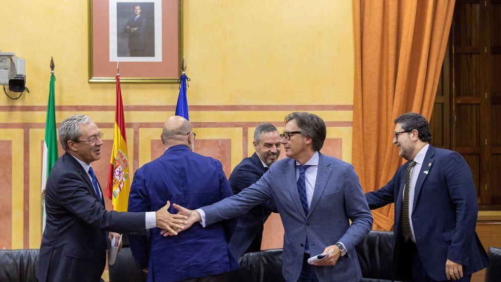 García Egea defiende el acuerdo andaluz: El PP no ha cedido al extremismo