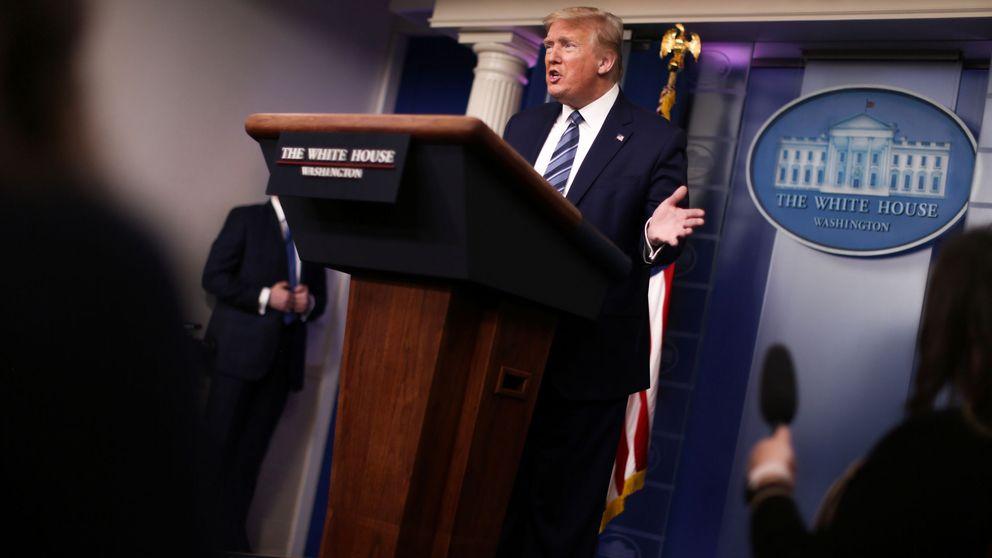 Trump endurece su política migratoria en EEUU en plena pandemia del coronavirus