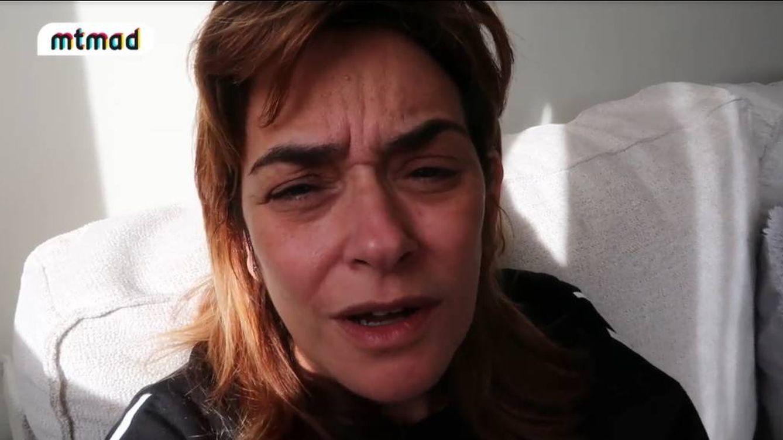 Toñi Moreno busca consuelo en Samanta Villar ante la maternidad: Lo estoy pasando peor de lo que esperaba