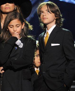Foto: Oprah entrevista a los hijos de Jackson