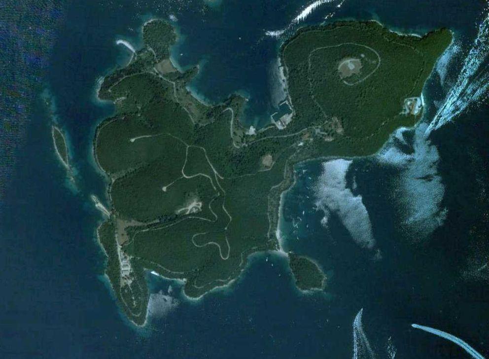 Skorpios, isla de los Onassis (I. C)