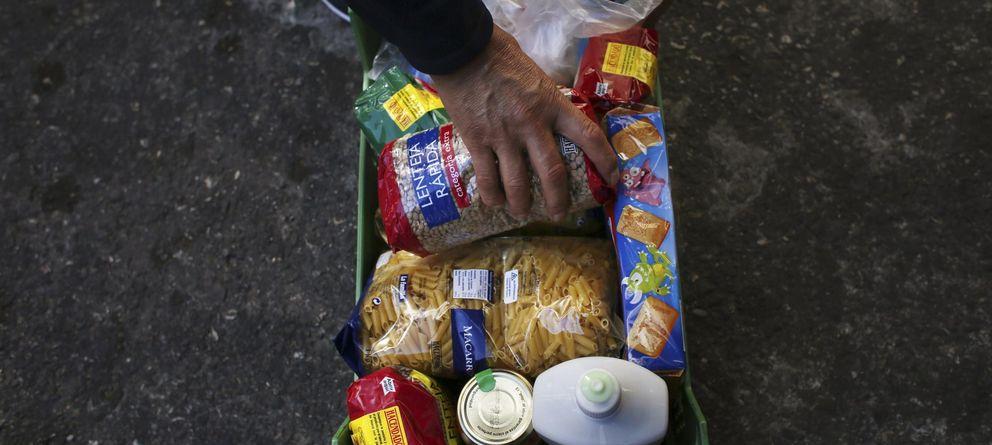 Foto: Más de 12,8 millones de españoles están en riesgo de pobreza o exclusión social