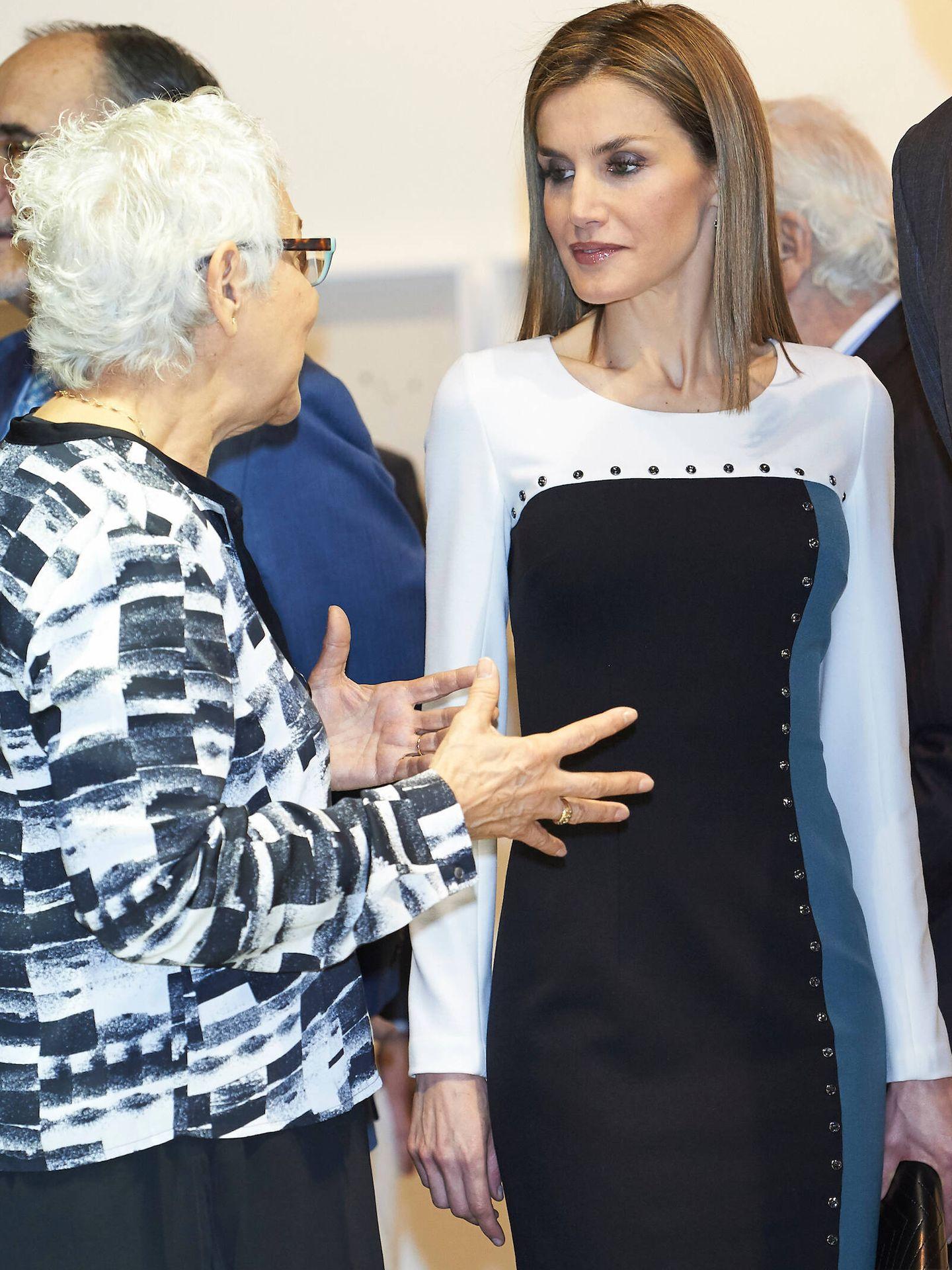 La Reina, en ARCO 2015. (LP)