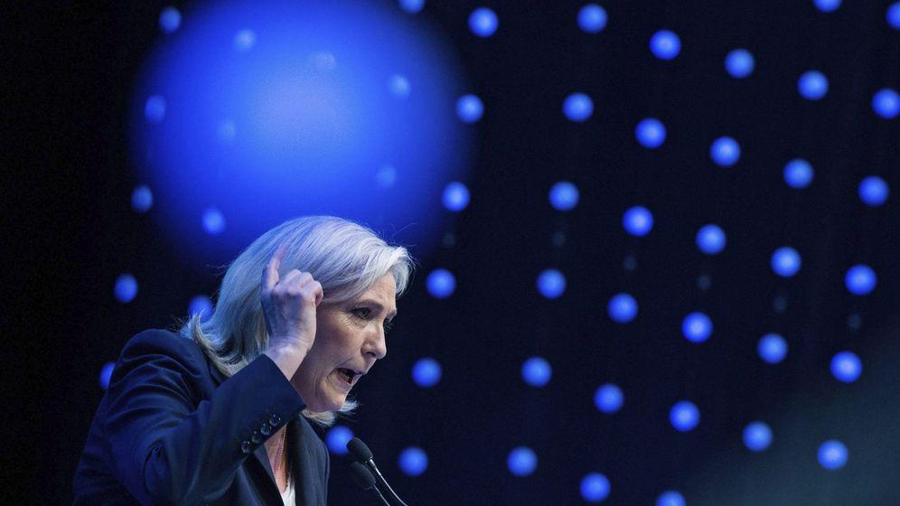 Foto: La líder del Frente Nacional, Marine Le Pen, en una fotografía de archivo. (Efe)