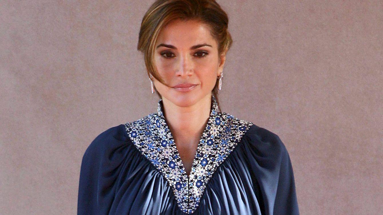 Foto: La reina Rania en una imagen de archivo (Gtres)