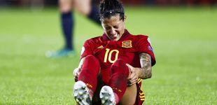 Post de Los penaltis sentencian a una España sin gol y dejan a la femenina sin su sueño