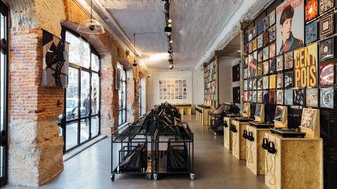 Entre la música y la seda: Hermès inaugura en Madrid Silk Mix
