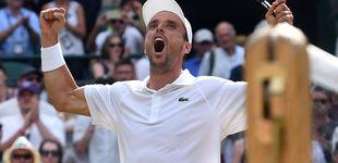 Post de Bautista - Djokovic, en Wimbledon: horario y dónde ver en TV y 'online'