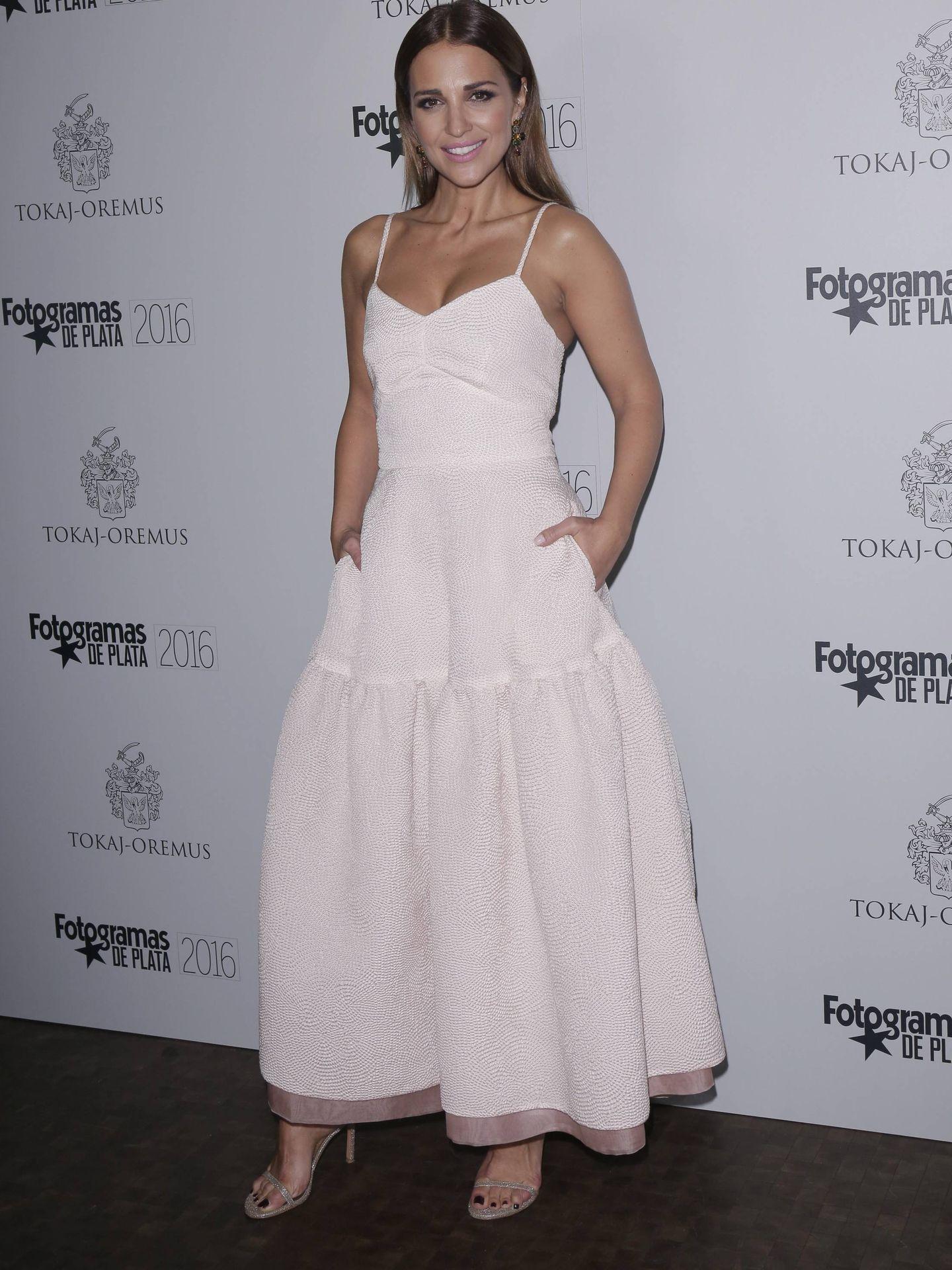 Paula Echevarría, de The 2nd Skin Co. (Cordon Press)
