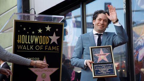 El director Dudamel ya tiene estrella