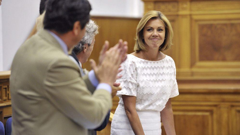 Foto: La presidenta de Castilla-La Mancha, María Dolores de Cospedal. (EFE)
