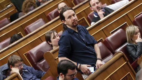 Los grupos piden medidas para frenar las faltas de respeto de Podemos al Congreso