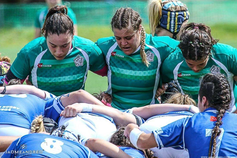 Aroa González, la 'leona' del rugby que se levanta a las 5 para ir a trabajar a la SEAT