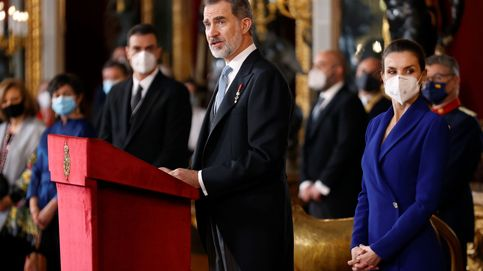 Felipe VI se congela el sueldo y destina la asignación de su padre a digitalización