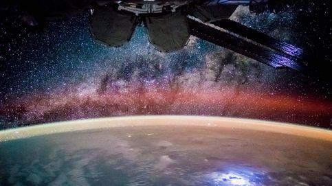 Esto es lo que realmente ven los astronautas en el espacio