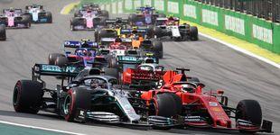 Post de Fórmula 1 en directo: Carlos Sainz, a por la remontada en el Gran Premio de Brasil