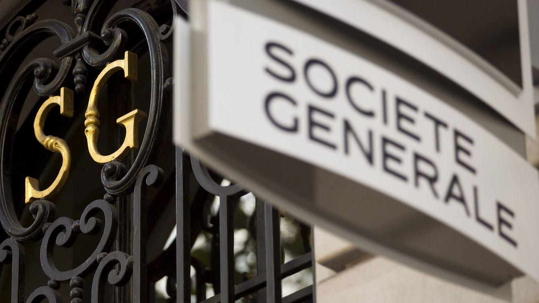 Foto: Société Générale una de los banco multados por manipular el euríbor. (Efe).