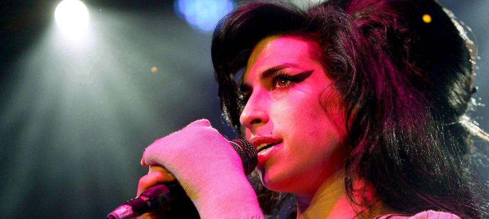 Foto: La cantante británica Amy Winehouse, fallecida a los 27 años (EFE)
