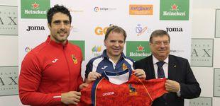Post de El rugby español sigue soñando en el fango con acudir al Mundial de Japón